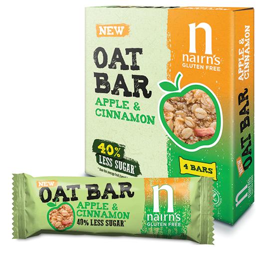 << Apple & Cinnamon Oat Bar