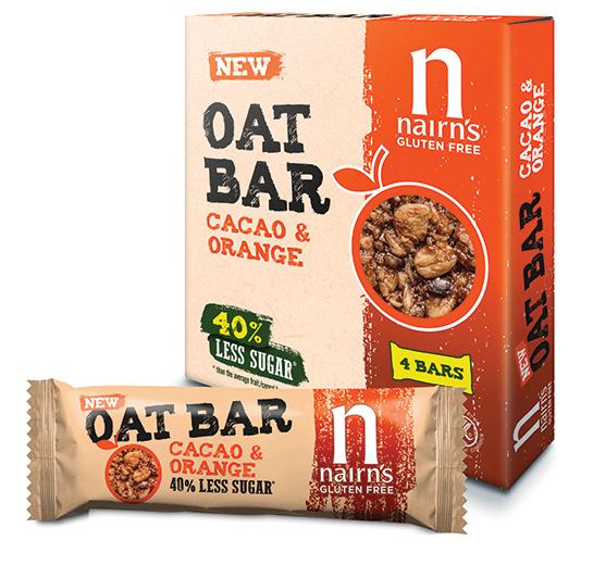 << Cacao & Orange Oat Bar