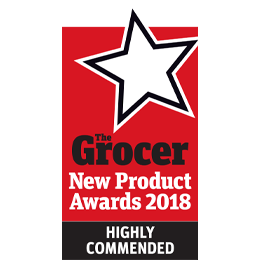 Grocer New Product Award 2018: Highly Commended