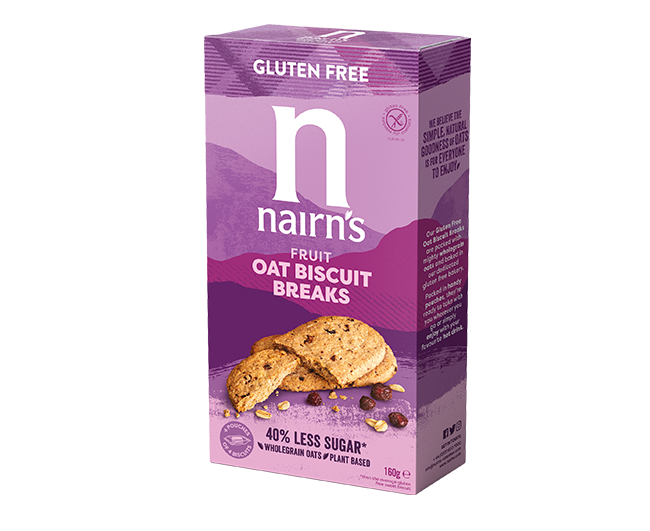 Fruit Oat Biscuit Breaks >>
