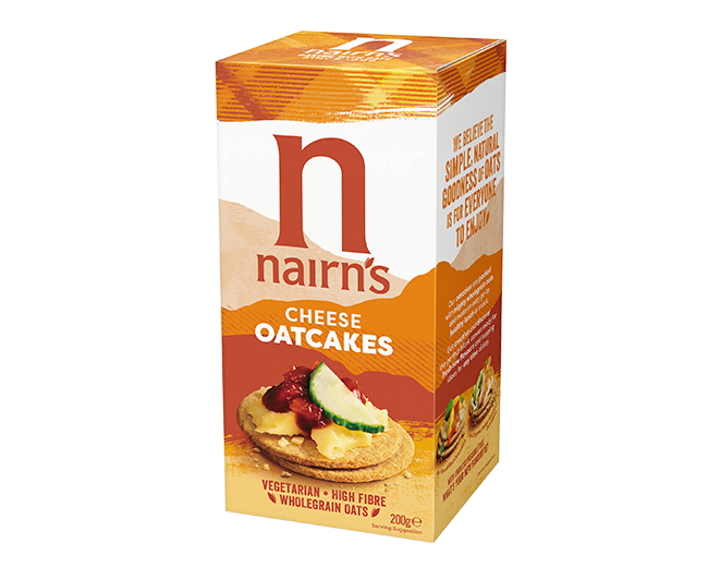 Cheese Oatcakes >>