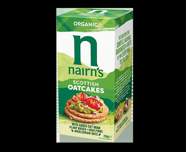 << Organic Scottish Oatcakes