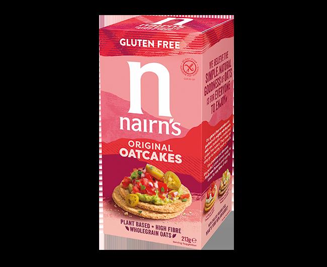 GF Original Oatcakes >>