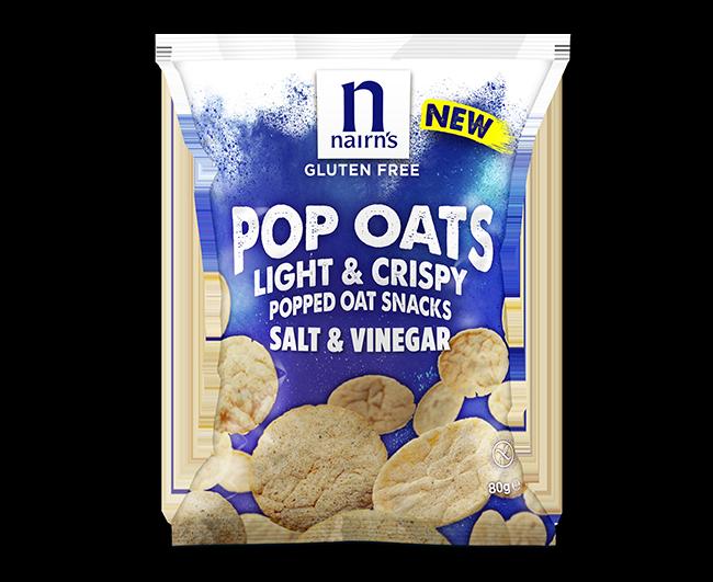 Salt & Vinegar Pop Oats >>