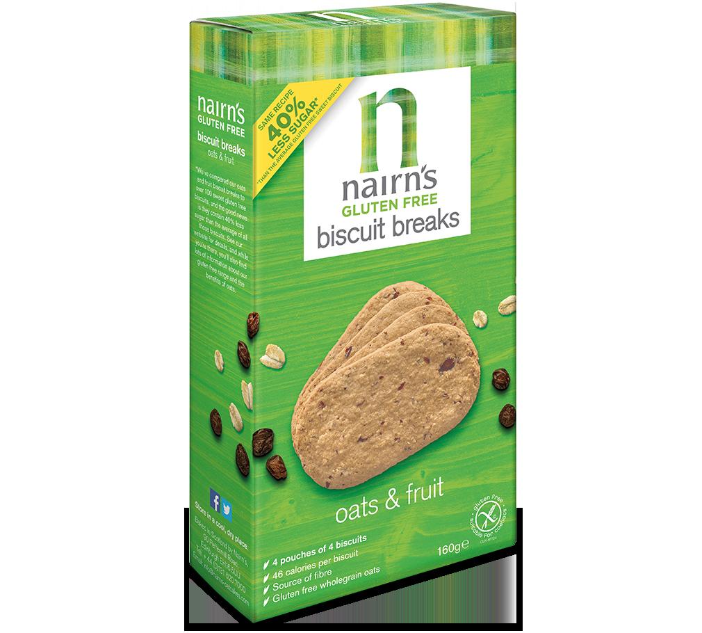 Nairns Chocolate Biscuit Breaks